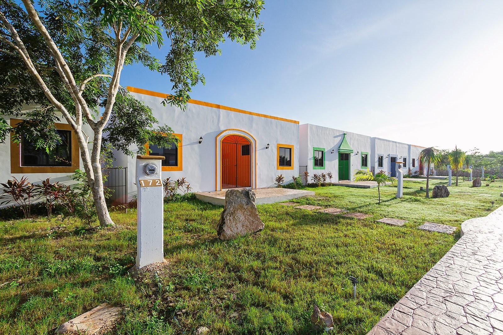 Casas en m rida casa m residencial baspul for Modelo de casa quinta en paraguay